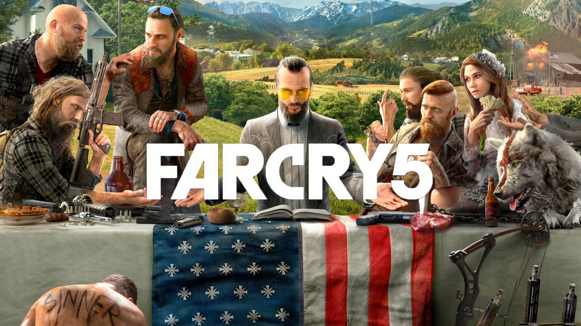 Is Far Cry 5 The Best Far Cry Game It S Open World May Make It So