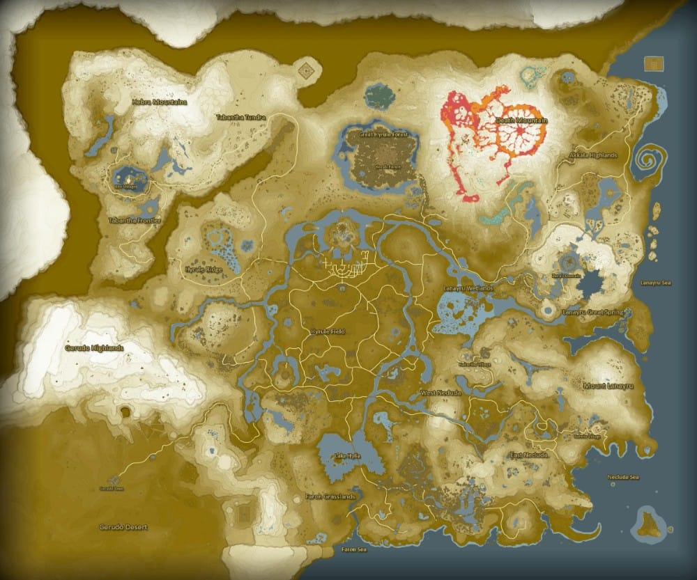 Zelda: Breath of the Wild is the First to Feature an Open World on nes world map, hyrule world map, majoras mask world map, pokemon world map, smw world map, spira world map, link's awakening map, fox world map, a link to the past world map, official ffx world map, pewdiepie world map, yoshi's island world map, spirit tracks world map, fallout3 world map, star wars world map, minish cap world map, fire temple ocarina of time map, bomberman world map, spyro world map, gears of war world map,